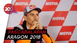 Sederet Cedera yang Bikin Lorenzo Pensiun dari MotoGP