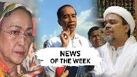 News Of The Week: Bom di Polrestabes Medan, Gempa M 7,1 Guncang Malut-Sulut