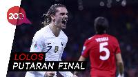 Bungkam Albania, Prancis Jawara Grup H Kualifikasi Euro
