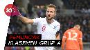 Inggris Tutup Kualifikasi Euro dengan Menang Telak 4-0 Atas Kosovo