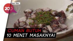 Silong, Sashimi khas Indonesia