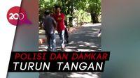 Sekret Mapala UMI Makassar Diserang Puluhan Orang, Papan Panjat Dibakar