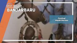 Festival Manik Borneo, Banjarbaru