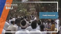 Tradisi Masuryak, Bali
