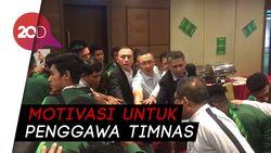 Iwan Bule Bakar Semangat Timnas Jelang Lawan Malaysia