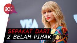 Lampu Hijau! Taylor Swift Bisa Bawakan Lagu Lamanya di AMA 2019