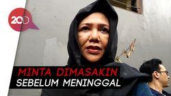 Mertua Ceritakan Detik-detik Meninggalnya Cecep Reza