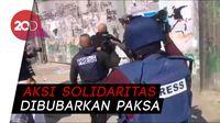 Wartawan Palestina Jadi Sasaran Kekerasan Tentara Israel