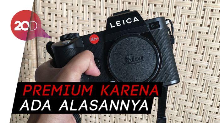 Dipatok Harga Selangit, Leica Tegaskan Kualitas Kameranya