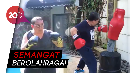 Bakbuk! Gaya Fadli Zon-Fahri Hamzah Latihan Tinju