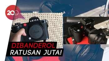 Leica SL2 Resmi Mendarat di Indonesia
