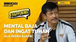 Sebentar Lagi! dHappening Indra Sjafri Bicara Peluang Timnas U-23