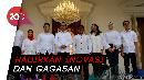 Jokowi Harapkan Staf Khusus Milenialnya Bikin Gebrakan untuk Negara