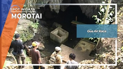 Gua Air Kaca, Morotai
