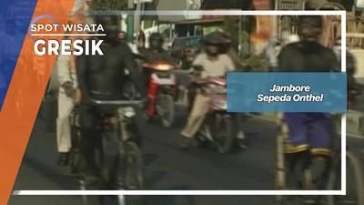 Jambore Sepeda Onthel, Gresik