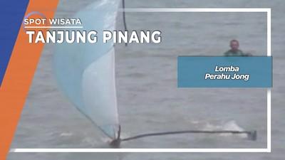 Lomba Perahu Jong, Tanjung Pinang
