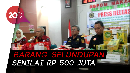 BPOM dan Bea Cukai Makassar Gagalkan Kosmetik dan Suplemen Selundupan