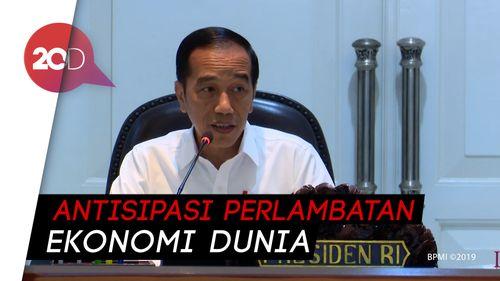 Jokowi Dorong Fasilitas Khusus Perpajakan untuk Pelaku Usaha