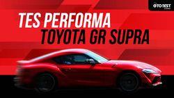 Sensasi 200 Km/ jam dengan Toyota GR Supra di Sentul