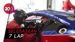 Hasil Kualifikasi Asian Le Mans, Rio Haryanto di Posisi 6