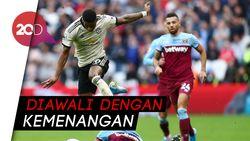 Debut Mourinho, Tottenham Libas West Ham 3-2