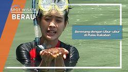 Berenang Bersama Ubur-ubur di Danau Kakaban Kepulauan Derawan Berau