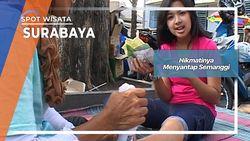 Nikmatinya Menyantap Semanggi Surabaya