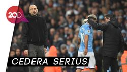 Aguero Jadi Tumbal Kemenangan City Atas Chelsea