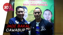 Eks Pemain Persib Atep Maju Pilkada Bandung Via Jalur Independen