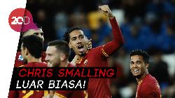 Smalling 1 Gol dan 2 Assist, AS Roma Cukur Brescia