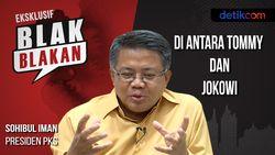 Tonton Blak-blakan Sohibul Iman: Di Antara Tommy dan Jokowi