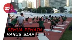 Intip Pemulihan Fisik Timnas U-22 Jelang Lawan Singapura