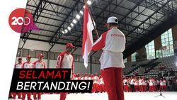 Menpora Kukuhkan Kontingen Indonesia untuk SEA Games 2019