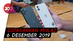 Cek Harga iPhone 11, 11 Pro dan 11 Pro Max di Indonesia