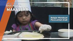 Belajar Membuat Pizza untuk Anak, Makassar