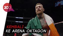 McGregor Segera Comeback di UFC