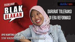 Tonton Blak-blakan Ayu Kartika Dewi: Darurat Toleransi di Era Reformasi