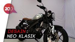 Gaharnya Yamaha XSR155, Motor Klasik Bergaya Modern