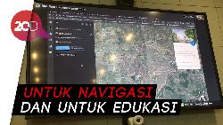 Meski Sama-sama Peta, Ini Perbedaan Google Maps dan Google Earth
