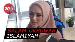 Mulan Jameela Harap Reuni 212 Mempererat Persatuan Indonesia