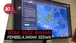 Napak Tilas Kisah Budaya hingga Kelestarian Bumi Lewat Google Earth