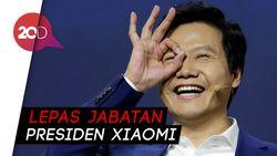 Presiden Xiaomi Pamit Undur Diri