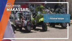 Festival Vespa, Makassar