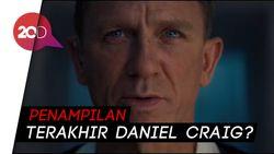 Aksi Menegangkan James Bond dalam Trailer No Time To Die