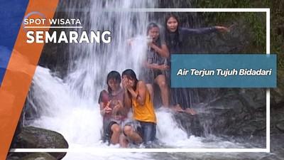 Air Terjun Tujuh Bidadari, Semarang