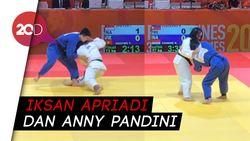 Atlet Judo Indonesia Kembali Sumbang Medali Emas di SEA Games 2019