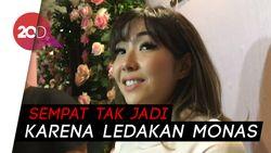 Gisel Gagal Gelar Perkara Kasus Video Syur karena Ledakan Monas