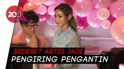 Gisel dan Fairuz Bakal Jadi Pagar Ayu di Pernikahan Jessica Iskandar