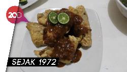 Gurih Batagor Legendaris Khas Bandung