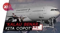 Harley & Brompton Ilegal, Erick Thohir Ancam Copot Direksi Garuda!